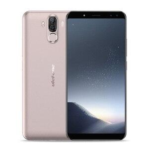 Image 4 - Ulefone güç 3S 4G LTE cep telefonu Android 7.1 MTK6763 Octa çekirdek yüz kimlik parmak izi akıllı telefon 6 inç 4GB + 64GB 6350mAh 16MP