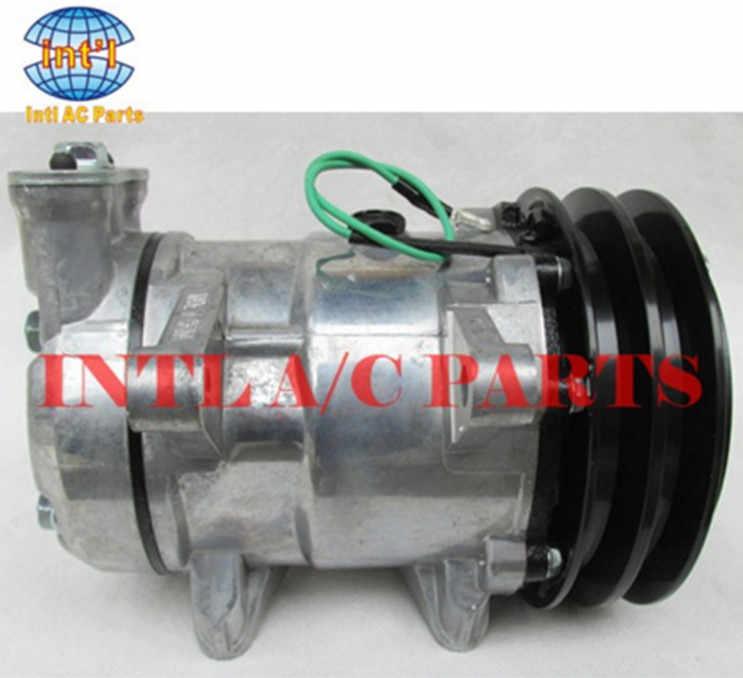 DKS16CH автомобильный воздушный компрессор переменного тока для Nissan bus ALFA ROMEO