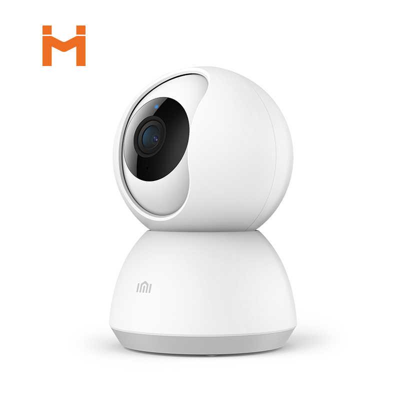 Xiao mi jia 1080 P беспроводная домашняя ip-камера безопасности H.265 двухсторонний аудио монитор для детей HD mi ni Wifi Camara камера наблюдения для домашних животных