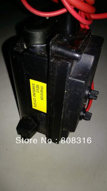 FFA61012L=FFA61012K FLYBACK TRANSFORMER FOR SAMSUNG TV-in