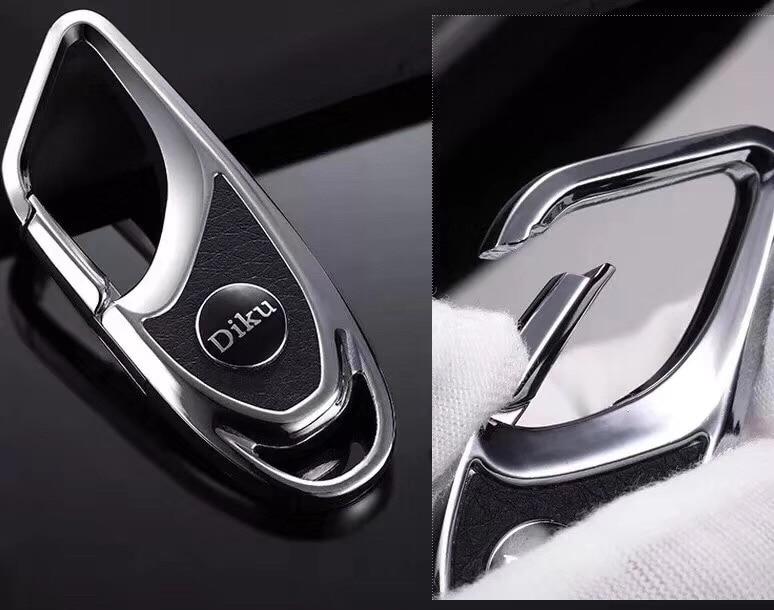 Брелок для ключей модный металлический брелок с логотипом автомобиля LEXUS RX300 RX330