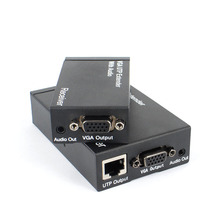 VGA extender 100M range, 200M 300M single cable signal amplifier, - RJ45 video