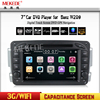 2 Din Car DVD GPS For Mercedes Benz Viano Vito W203 W209 C Class W463 Car