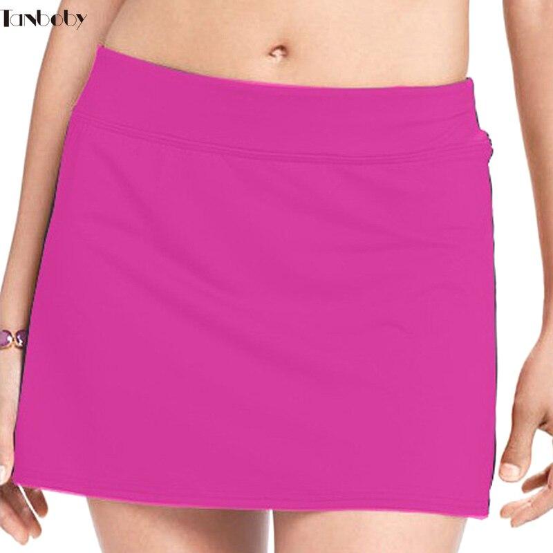Plavky s sukně Beach Cover nahoru Bikini Plus velikost XXXL plavky - Sportovní oblečení a doplňky