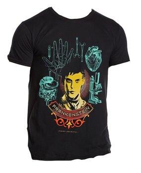 Penny Dreadful - Frankenstein - T-Shirt Officiel Homme