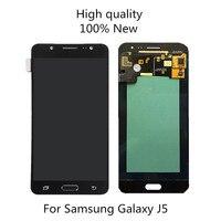 100 High Qualit LCD Display For Samsung Galaxy J5 2015 J500FN J500F J500G J500Y LCD Display