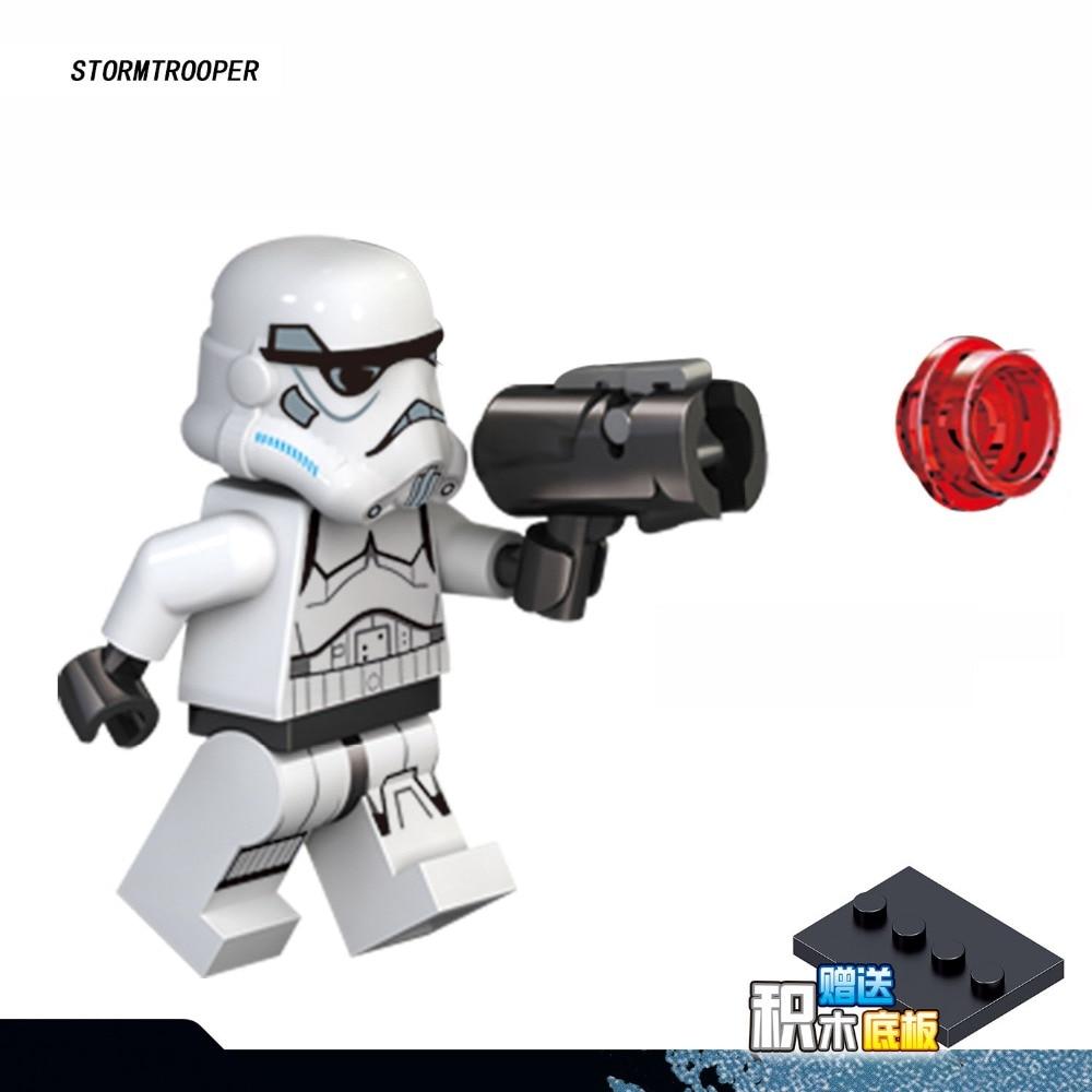 ... Rey Luke starwars Skywalker Sabine Wren Ahsoka Tano Snowtrooper Bricks  Models Building. sku  32885006512 be789a43a7b2