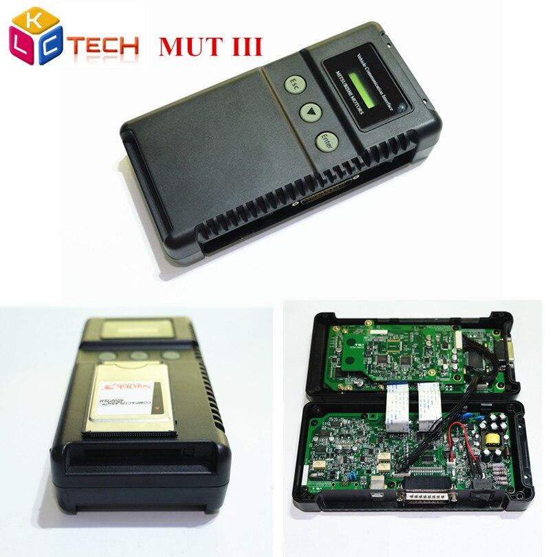 imágenes para 2017 de Alta Promoción DHL Libre MUT-3 Soporte del Programador del ECU Mit-do-b-ish-i MUT3 MUT 3 Herramienta de Diagnóstico de Automóviles y Camiones MUT III