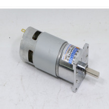 цены DC geared motor, 12V/24V high power and large torque 775 motor, CW/CCW speed motor