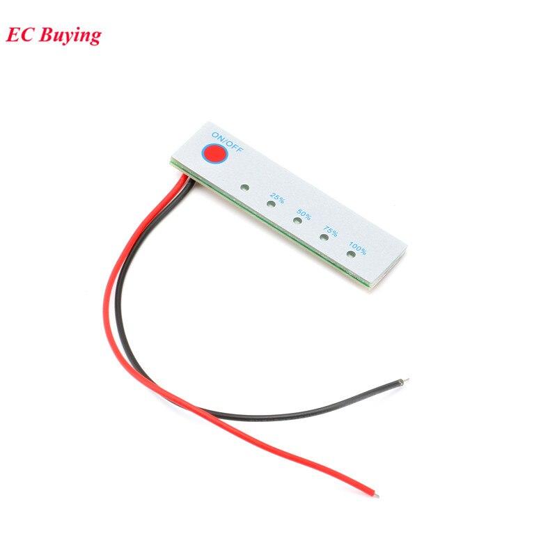 3 S 12 В BMS литий-ионный Батарея Дисплей печатной платы модуля 18650 Литий Батарея Ёмкость индикатор Мощность уровень тестер ЖК-дисплей зарядки р…