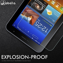 Full Covers 9H Tempered Glass For Samsung Galaxy Tab 2 7.0 P3100 P3110 7.0 inch Screen Protector Protective Film цена и фото
