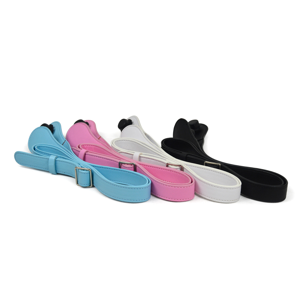 ANLAIBEIER 1 Piece Long Adjustable AM Basket Leather Strap Belt For Obag O Basket Bucket Women Handbag Shoulder Bag