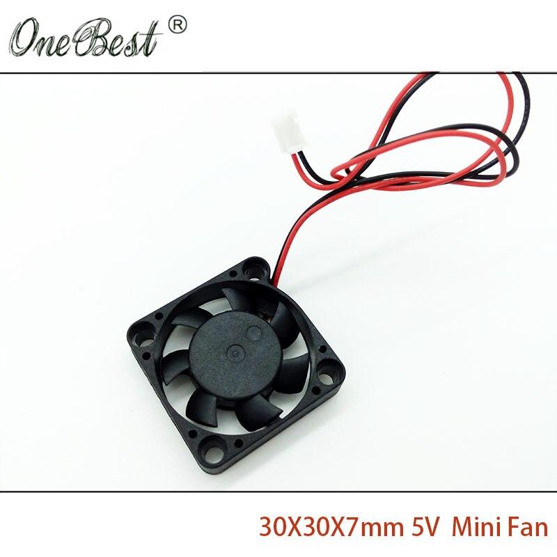 ∞Envío libre 30X30X7mm Mini ventilador DC 5 V 3 cm 30mm sin ...