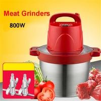220V/50Hz Commercial 800W POWER CAPACITY 5L ELECTRIC DRYING ELECTRIC MAKER MAKER Garlic Crushed Pepper Ginger Slice OL 510