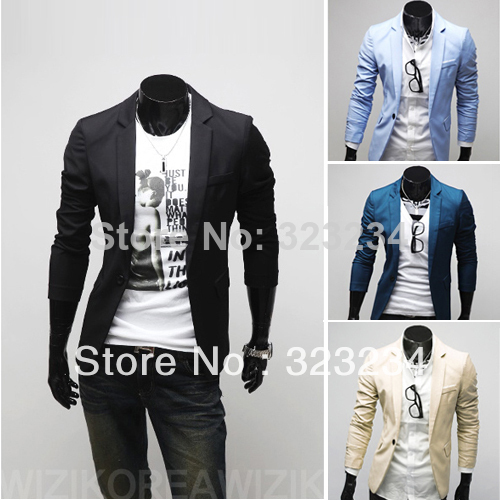 43a750c48 2013 Solid color cheap designer suits men casual personality blazer mens  designer jacket Size M L XL XXL