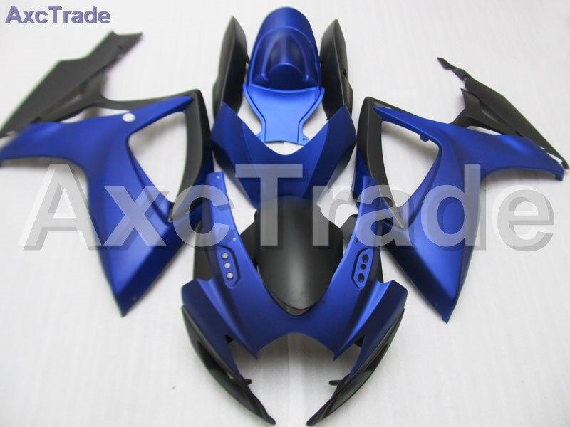 Custom Made Motorcycle Fairing Kit For Suzuki GSXR GSX-R 600 750 GSXR600 GSXR750 2006 2007 K6 06 07 ABS Fairings fairing-kit