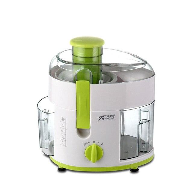 Household mini multi-functional automatic juicer fruit juice mixer machine