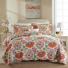 chausub vintage summer quilt set 3pcs 100 cotton quilts quilted bedspread bed cover sheets pillow