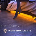 Willshi Cama LEVOU Luz de Tira do DIODO EMISSOR de Luz Da Noite para Casa melhoria led motion sensor de luz luz de tira conduzida com sensor motion candeeiro