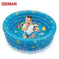 DMAR Piscina Inflable Piscina para Bebés Niños Bebé Niños Juguetes de Agua Del Bebé Piscina de Baño Durable de Alta Calidad 2017 NUEVO