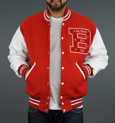 free shipping baseball jacket men 2014 varsity letterman college ...