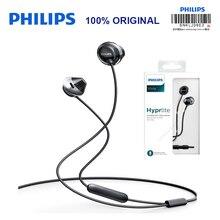 Écouteurs filaires dorigine Philips SHE4205 avec Microphone de sport intra auriculaire pour Galaxy S9 S9 Plus vérification officielle