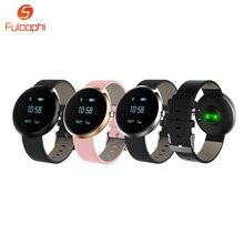 V06 Smart Браслет Спорта Шагомер сердечного ритма фитнес-трекер часы крови Давление монитор Браслет для iOS телефона Android