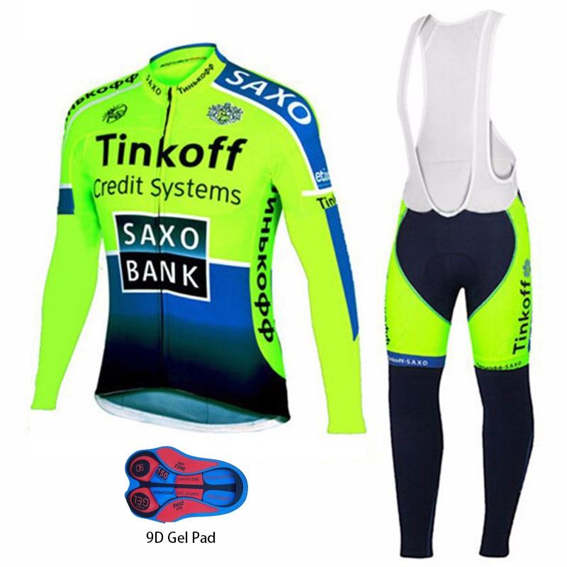 Tinkoff Cycling jersey 2019 pro team men women long sleeve bicycle clothing ropa ciclismo MTB bike jersey gel pad bib pants kit сумка через плечо sofiya сумка через плечо