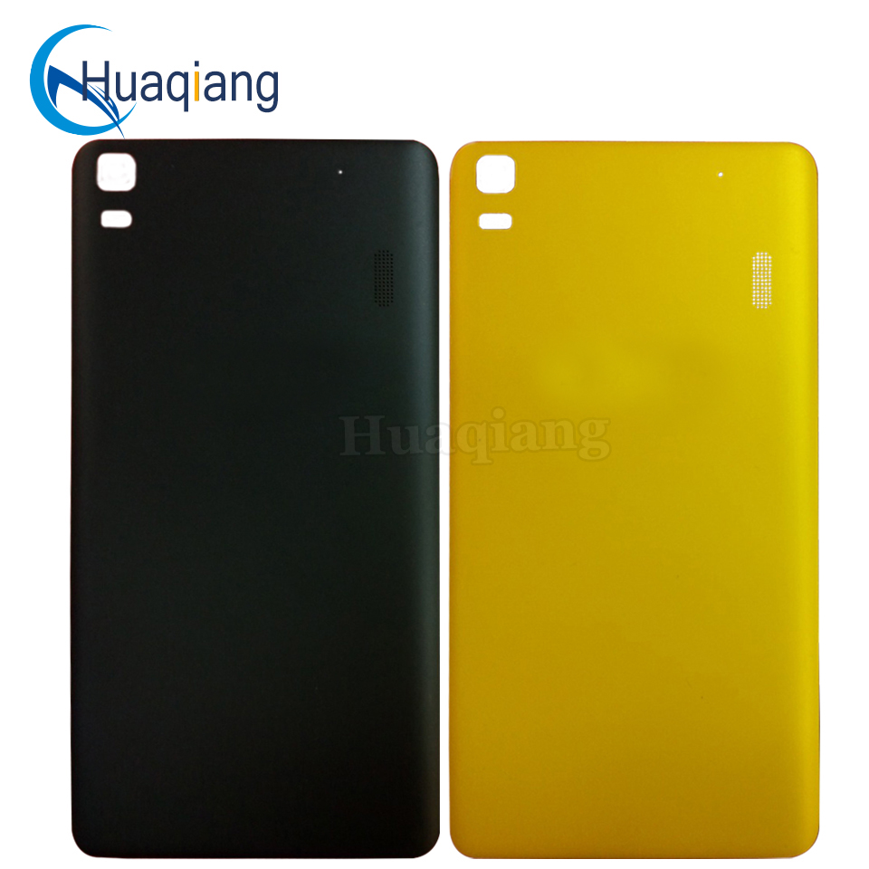 Capa Battery-Case Back-Cover Lenovo A7000 K3 Note K50-T5 For Replacement With Buttons