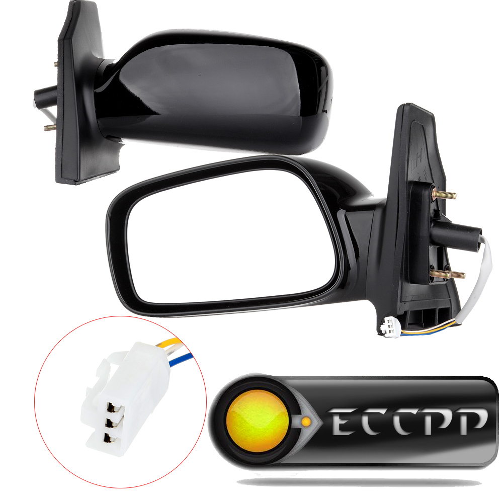 Eccpp power side view mirrors driver and passenger side rearview mirror pair set left right