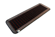 Thermal Massage Mattress Bamboo Carbon Fiber Cushion Tourmaline Mattress Cushion Electric Heated Mat 50*150CM Free Shipping