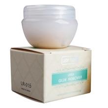 Professional Eyelash Glue Remover Makeup Remover 5g Fruit Odor False Eyelash Extension Glue Remover Non-irritating
