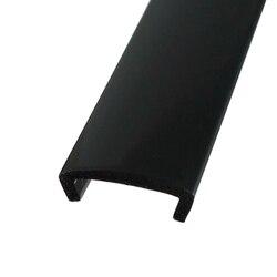 20 футов 6 м длина пластик U-Molding U литье для 5/8