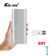 KuChong Power Bank 12000mAh Dual USB Portable Charger External Battery Pack Universal Charger for All Phones Fast Shipping
