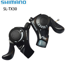 Shimano SL TX30 Tourney MTB Mountain bike Trigger Shifters 21s Speed Shift Levers bicycle shifter Derailleur Compatible(China)