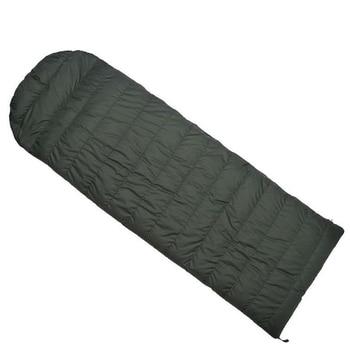 Ultralight Sleeping Bag Comfortable Goose Down Sleeping Bag Camping   Multifunction Travel Bag White Duck Down Lazy Bag S429 5