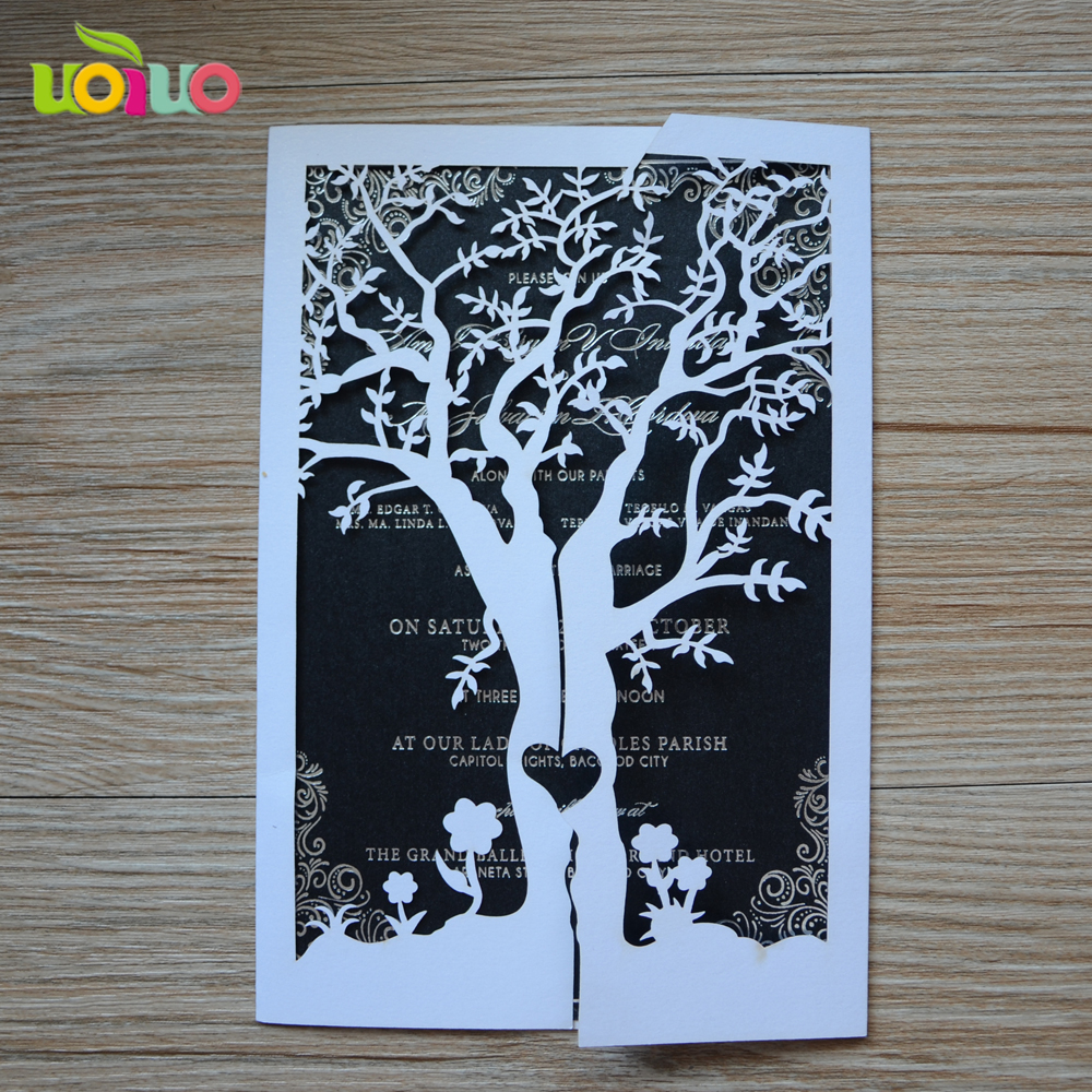 A Ae Iµi O Iµi I Ae A 10sets Lot Hot Sale Laser Cut Love Tree Paper Various