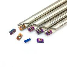 Bap300r 10-17 мм фрезерный держатель Для apmt1135 режущий плечевой правый угол прецизионный Фрезерный резак Концевая фреза хвостовик