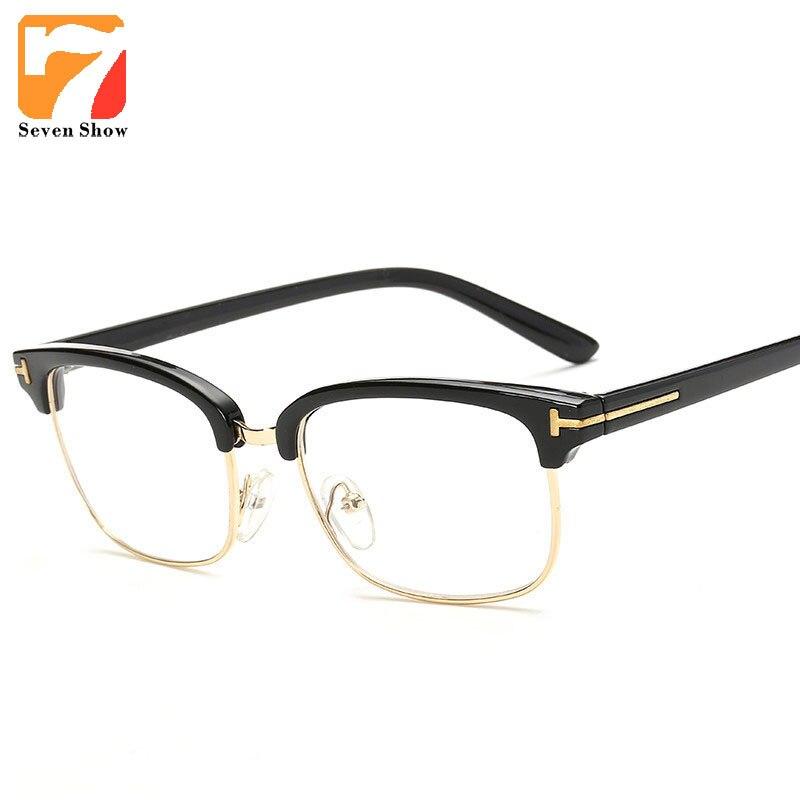 Glasses Retro TF Glasses Frames Men Computer Glasses ...
