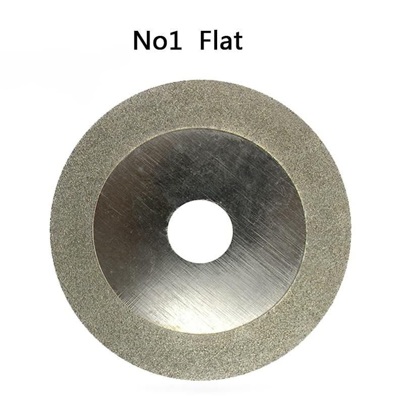 Disco diamantato da 100 mm per accessori per utensili rotanti Dremel - Utensili abrasivi - Fotografia 2
