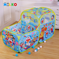 Baby Big Size Cartoon Playpen Fence Kid Crawling Toy House Safety Portable Ocean Ball Pit Pool Play Tent Children Fencing Teepee