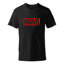 New Mens Marvel T Shirt Round Neck