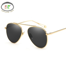 F.J4Z Fashion Men's Sunglasses Cat eye Driving Shield Eyewear Women's Sun Glasses UV400