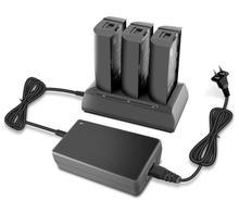 Parrtot Bebop2 3 en 1 chargeur de batterie équilibré Intelligent carte de charge parallèle charge rapide pour perroquet Bebop 2 FPV Drone