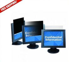 """Privacy Screen Film for 28"""" inch Widescreen(16:10) Desktop LCD Monitor , Free Shipping(China (Mainland))"""