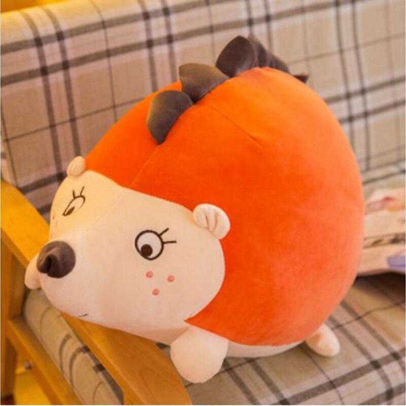Dorimytrader นุ่มน่ารักสัตว์ Hedgehog ตุ๊กตาหมอน Big Plush อะนิเมะเม่นของเล่นการ์ตูนตุ๊กตาสำหรับของขวัญเด็ก 24 นิ้ว 60 เซนติเมตร-ใน ตุ๊กตาสัตว์และตุ๊กตาผ้ากำมะหยี่ จาก ของเล่นและงานอดิเรก บน   1