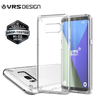 Original VERUS For Samsung Galaxy S8 S8 S8 Plus Case Luxury Ultra Thin Crystal Mixx Soft