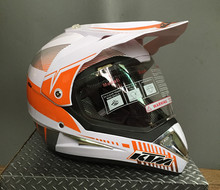 2016 KTM motocross 2 carretera de crucero casco off-road casco casco de seguridad