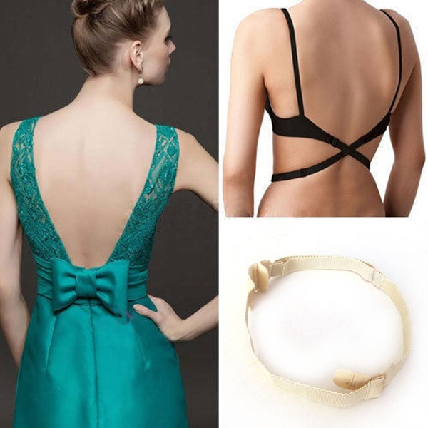 Popular Backless Strap Bra-Buy Cheap Backless Strap Bra lots from ...