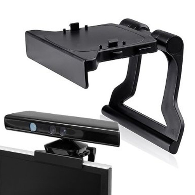 Hot selling high quality mini camera tv clip holder for xbox 360 hot selling high quality mini camera tv clip holder for xbox 360 kinect video games mounting sciox Images